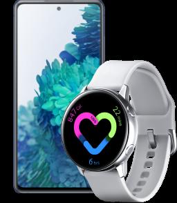 Samsung Galaxy Watch Active Promotion   Samsung Galaxy FE 4G and FE 5G