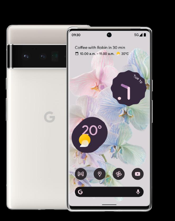 Google Pixel 6 or Pro 6