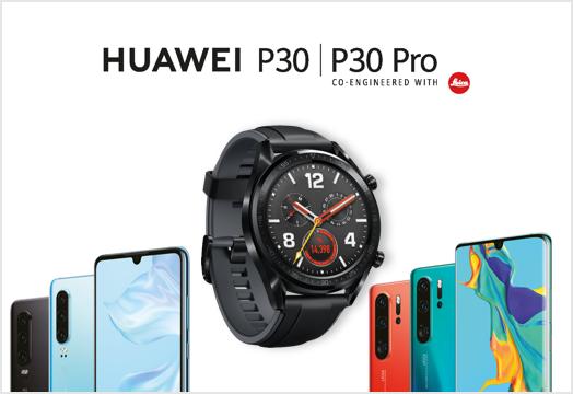 Huawei p30 pro lite with earphones