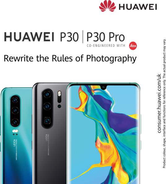 Huawei P30 Family