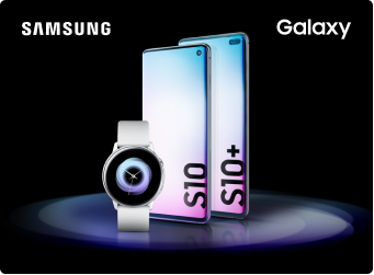 Samsung Galaxy Watch Active Promotion