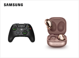 Samsung Galaxy Buds Live or Gaming Bundle Promotion | Samsung Galaxy Note20 Ultra
