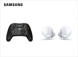 Samsung Galaxy Buds + or Gaming Bundle Promotion | Samsung Note20 4G, Note20 5G