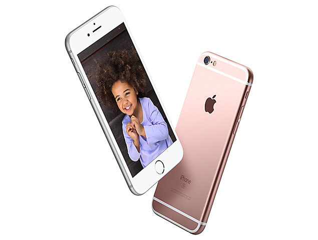 iPhone 6s Front Back Photography Happy Child