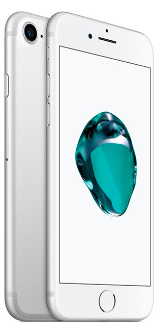 iPhone 7 Back Front Image Shown