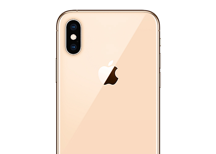 iPhone XS Back