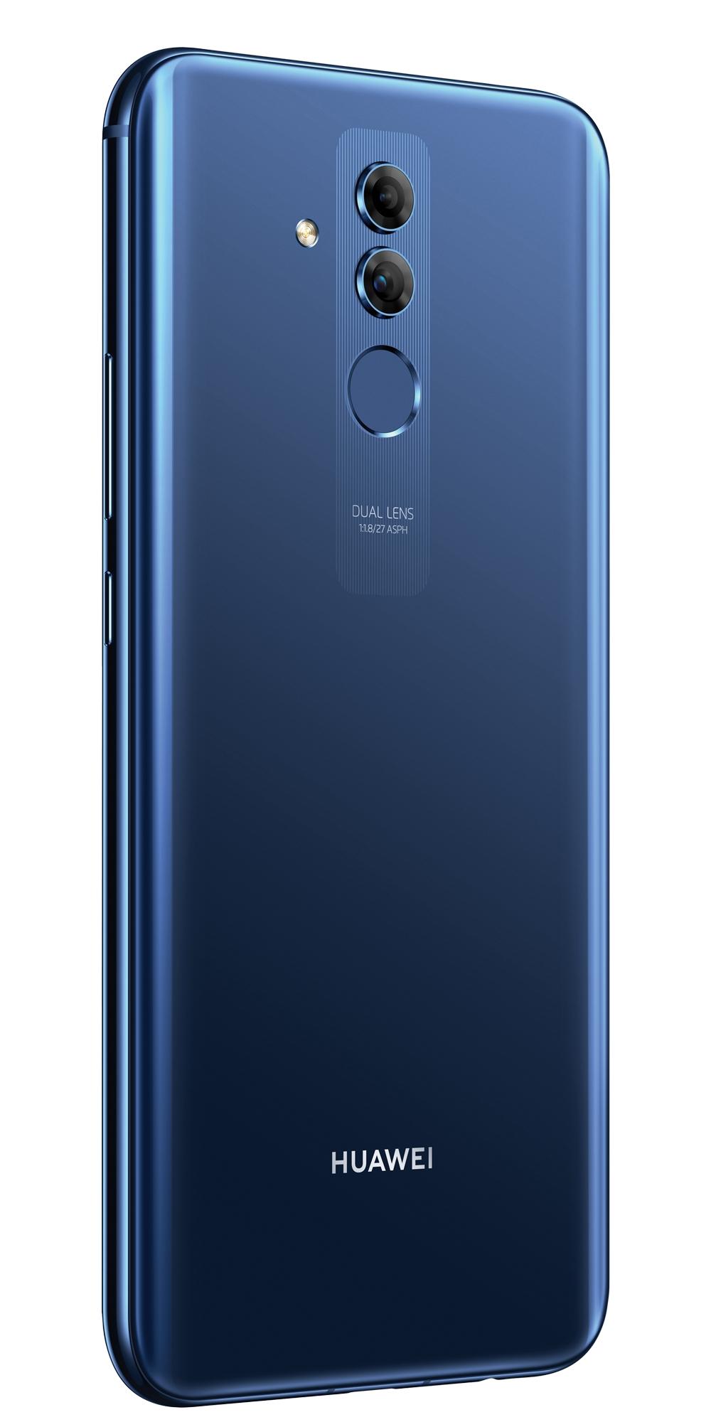 Huawei Mate 20 Lite Back Dual Lens