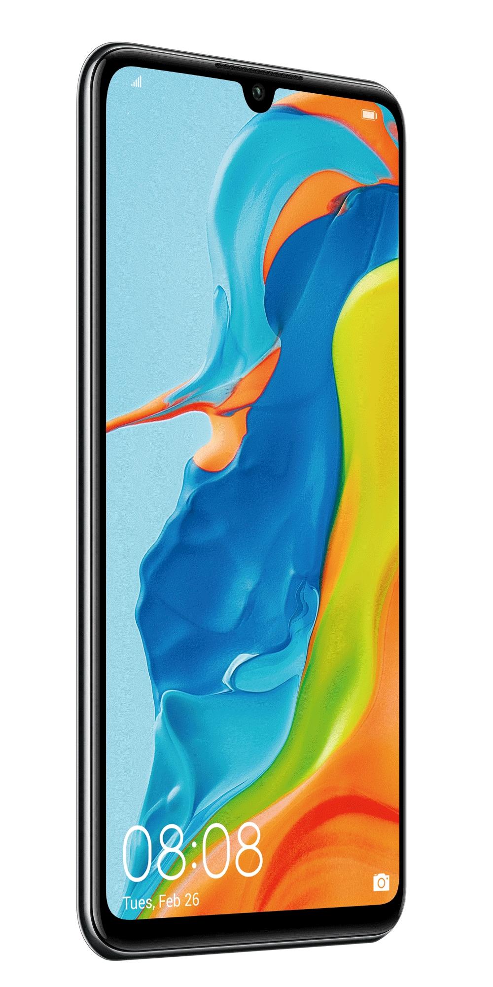 Huawei P30 Lite Front Home screen