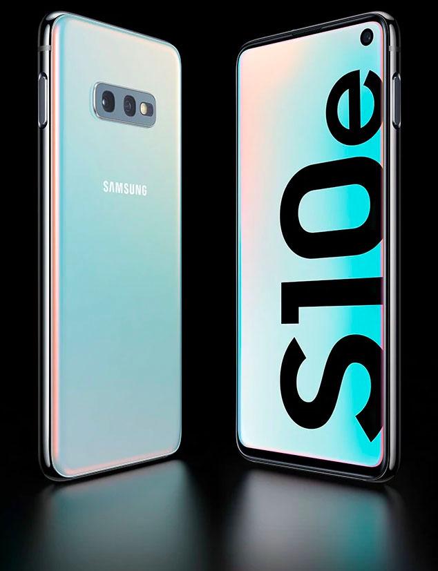 Samsung Galaxy S10e Back