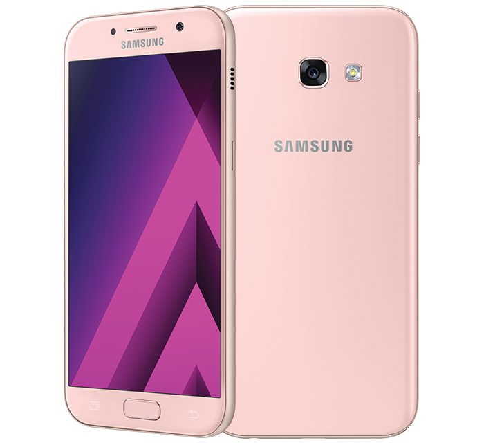samsung galaxy a5 2017 contract deals id mobile network. Black Bedroom Furniture Sets. Home Design Ideas