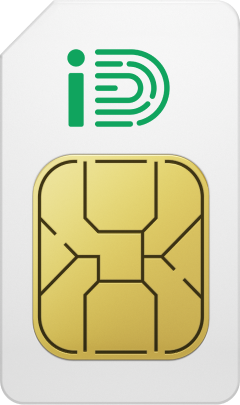 SIM Only Deals from iD Mobile