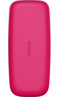 Nokia 105 V5 4MB Pink
