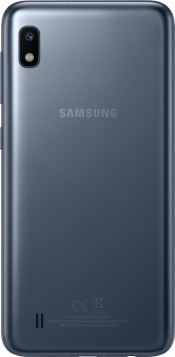 Galaxy A10 32GB Black (Back)