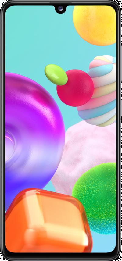 Galaxy A41 64GB Prism Crush Black