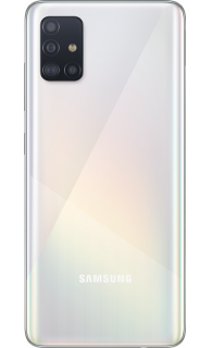 Samsung Galaxy A51 128GB Prism Crush White