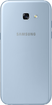 Galaxy A5 2017 Blue (Back)