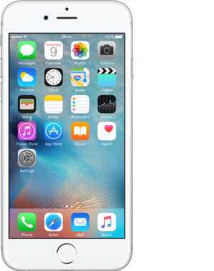 Apple iPhone 6s 64GB Silver - Best Contract Mobile Phone Deals on Ee