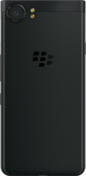 KEYone Black (Back)