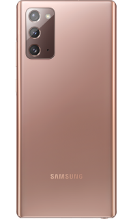 Samsung Galaxy Note20 256GB Mystic Bronze
