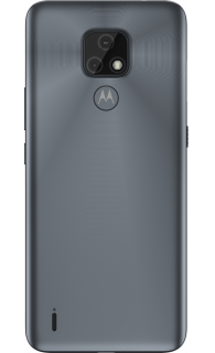 Motorola Moto E7 32GB Mineral Grey