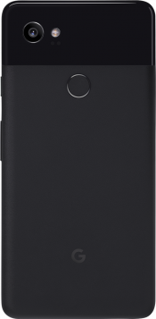 Pixel 2 XL 64GB Just Black (Back)