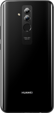 Mate 20 Lite Black (Back)