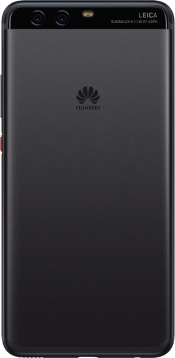 P10 Plus Black (Back)