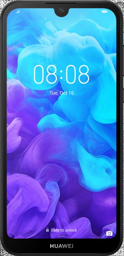 Huawei Y5 16GB Midnight Black