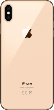 iPhone XS Max 256GB Gold (Back)