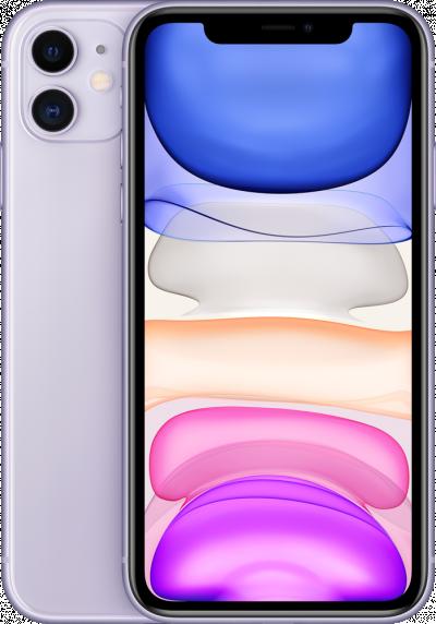 Apple iPhone 11 128GB Purple - SIM Free & £649.00 Upfront - No contract