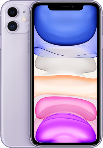 Apple iPhone 11 256GB Purple - SIM Free & £749.00 Upfront - No contract