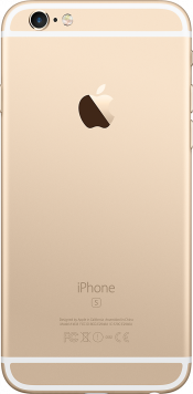 iPhone 6s 32GB Gold (Back)