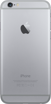 iPhone 6s 32GB Space Grey (Back)