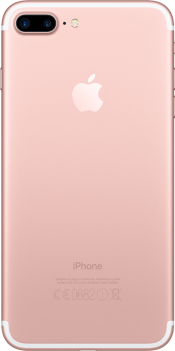 iPhone 7 Plus 128GB Rose Gold (Back)