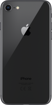 iPhone 8 64GB Space Grey Refurbished (Back)