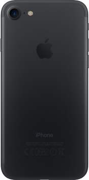 iPhone 7 32GB Black (Back)