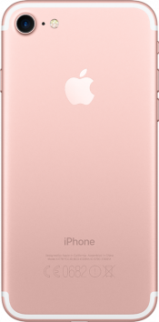 iPhone 7 32GB Rose Gold (Back)