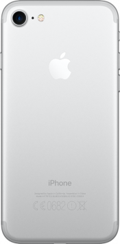 iPhone 7 32GB Silver (Back)