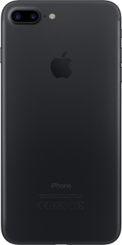 iPhone 7 Plus 32GB Black (Back)