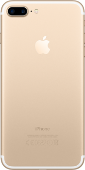 iPhone 7 Plus 32GB Gold (Back)