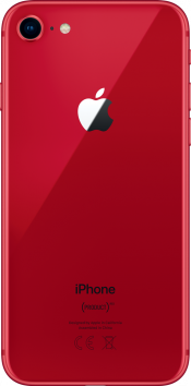 iPhone 8 64GB Product Red (Back)