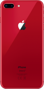 iPhone 8 Plus 64GB Product Red (Back)