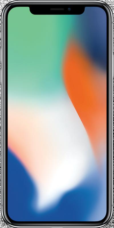 iPhone X 256GB Silver Refurbished
