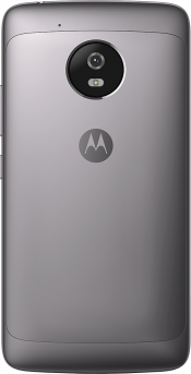 Moto G5 Grey (Side)