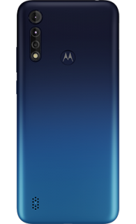 Motorola G8 Power Lite Blue