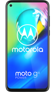 Motorola Moto G8 Power 64GB Smoke Black