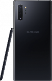 Galaxy Note 10+ 256GB Aura Black (Back)