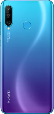P30 Lite 128GB Blue (Back)
