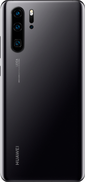 P30 Pro 128GB Black (Back)