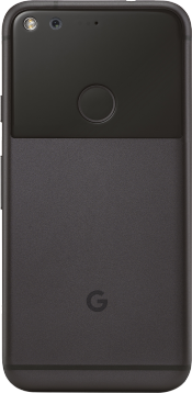Pixel XL 32GB Quite Black (Back)